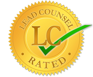 Lead Counsel Rated Award