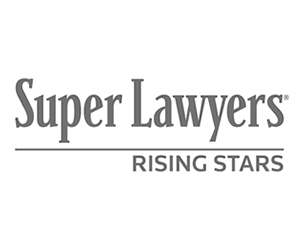 Super Lawyers Rising Star Award